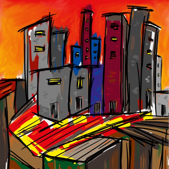 Graffiti City