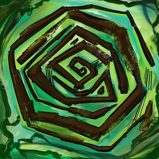 Jungle Labyrint